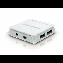 "Connectivity CONCEPTRONIC HUB 7-Port USB2.0 ""White"""