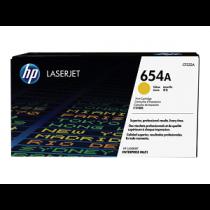 """Toner HP 654A CF332A (15Kpág@5%) """"Yellow"""""""