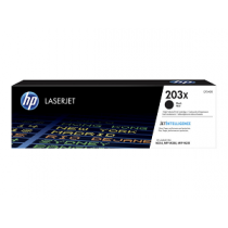 "Toner HP Color LaserJet nº 203X CF540X (3.2Kpág@5%) ""Black"""