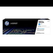 """Toner HP Color LaserJet nº 203A CF541A (1.3Kpág@5%) """"Cyan"""""""