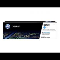 "Toner HP Color LaserJet nº 203X CF541X (2.5Kpág@5%) ""Cyan"""