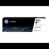 """Toner HP Color LaserJet nº 203A CF543A (1.3Kpág@5%) """"Magenta"""