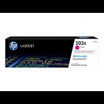 "Toner HP Color LaserJet nº 203X CF543X (2.5Kpág@5%) ""Magenta"