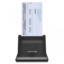 "ADVANCE eSIGN ID Smart Card Reader USB2.0 ""Black"""
