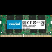 """Memoria SODIMM CRUCIAL 4Gb 2666MHz DDR4 """"CT4G4SFS6266"""""""