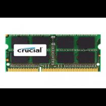 "Memoria SODIMM CRUCIAL 8Gb 1600MHz DDR3 ""CT8G3S160BMCEU"""