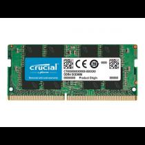 """Memoria SODIMM CRUCIAL 8Gb 2400MHz DDR4 """"CT8G4SFS824A"""""""