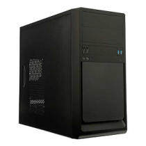 "Caixa MiniTower UNYKA UK-6023 500W USB3.0 ""Black"""