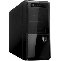 "Caixa MidiTower UNYKA UK-8016 500W ""Black"""