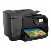 Impressora HP OfficeJet Pro 8710 Wi-Fi (Multifunções Fax)