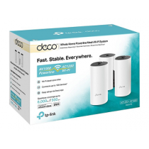 TP-LINK Deco P9 Whole Home Hybrid Mesh Wi-Fi System Pack3