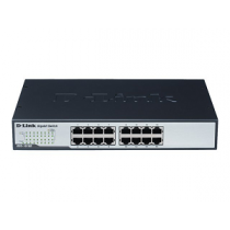 D-LINK DGS-1016D Switch Gigabit 16-Port 10/100/1000Mbps