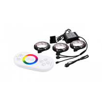 Kit DEEPCOOL RGB 360 Color LED RF remote control