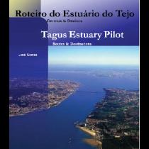 """eBook Roteiro do Estuário de Tejo """"Tagus Estuary Pilot"""""""