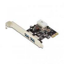 Placa EWENT EW1040 PCI-E 2-Port USB3.0