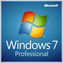 "MICROSOFT Windows 7 Professional 64-bit PT DVD ""OEM"""
