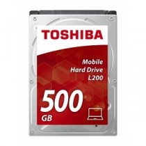 "Disco Rigido TOSHIBA 500Gb 2.5"" 5400rpm 8Mb S-ATA3G"