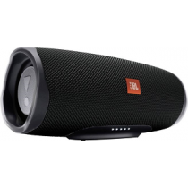"JBL Charge 4 Portable Bluetooth Speaker ""Black"""