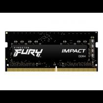 """Memoria SODIMM KINGSTON 8Gb 2666MHz DDR4 """"KF426S15IB/8"""""""