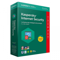KASPERSKY Internet Security Multi-Device (1 ano-10 Dispos.)