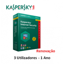 KASPERSKY Total Security Multi-Device (1 ano - 5 Dispos.)