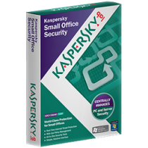 KASPERSKY Small Office Security (1 ano até 5 PCs + Servidor)