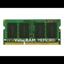 """Memoria SODIMM KINGSTON 4Gb 1333MHz DDR3 """"KVR13S9S8/4"""""""