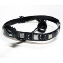 EUROTECH RGB LED Strip 18LED 0.30Mts Magnet Mounting