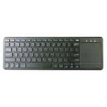"Teclado MKPLUS SLIM TOUCHPAD BLUETOOTH ""Black"""