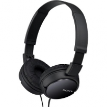 "Headphone SONY MDR-ZX110 Stereo Foldable ""Black"""