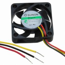 Cooler SUNON 40x40x10mm Vapo 12VDC 3 Wires