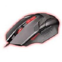 "Rato MKPLUS SLAYER RX300 ILLUMINATED RGB 3500dpi USB ""Black"""