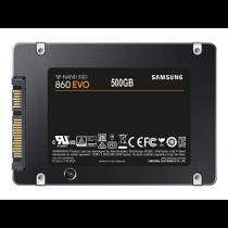 """Disco SSD SAMSUNG Serie 860 EVO 500Gb 2.5"""" S-ATA6G"""
