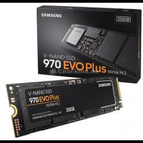 Disco SSD SAMSUNG Serie 970 EVO Plus 250Gb M.2 PCIe 3.0 x4