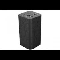 "EUROTECH PowerBank 10.400mAh USB 2.1A Max. ""Black"""