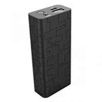 "EUROTECH PowerBank 5.200mAh USB 1.0A Max. ""Black"""