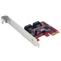 Placa PCI-E STARTECH.COM Controladora 2xS-ATA6G RAID 0,1