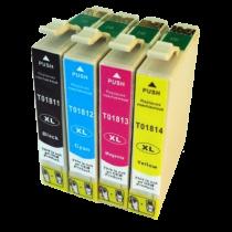 """Tinteiro RECICLADO EPSON nº 18XL T1814 """"Yellow"""""""