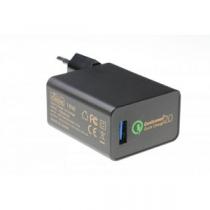 Transformador CLASSIC Quick Charge 2.0 5V~9V~12V~15V 18W
