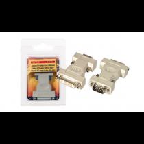 """Adaptador DVI analogico fêmea a VGA macho """"RBP 510"""""""