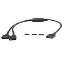 EUROTECH Cabo RGB Y 2-Port 0.30Mts