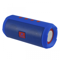 NGS Roller Tumbler Blue Portable Bluetooth Speaker