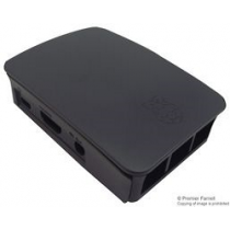 "RASPBERRY Pi 3 Model B Enclosure ""Black/Grey"""
