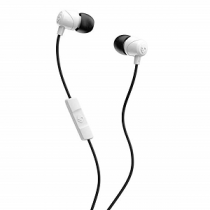 "Headset SKULLCANDY JIB In-Ear Headphones+Mic ""White/Black"""
