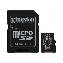 Micro Secure Digital Card KINGSTON Canvas Select+ 128Gb (SD)