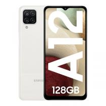 "SAMSUNG Galaxy A12 Octa-Core 4Gb/128Gb 6.5""HD+""White"""