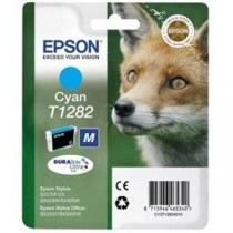 """Tinteiro EPSON S22.SX125.420W.425W.BX305F T1282 """"Cyan"""""""