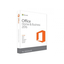 "MICROSOFT Office 2016 Home & Business EN ""Medialess"""