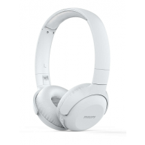 Headset PHILIPS UpBeat Wireless on-ear Headphones+Mic White