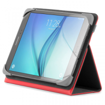 "TARGUS Safe Fit SAMSUNG Galaxy Tab A/3/4 9.7""~10.1"" ""Red"""